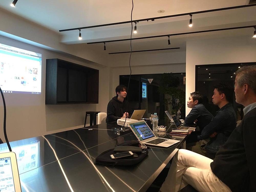 Wix Workshop Tokyo開催しました。