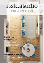 Interior Design Lisbon | Golden Visa Property | Move to Portugal | Live in Lisbon | Sustainable Interior Design | Biophilic Design