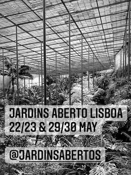 Jardins Aberto Lisboa