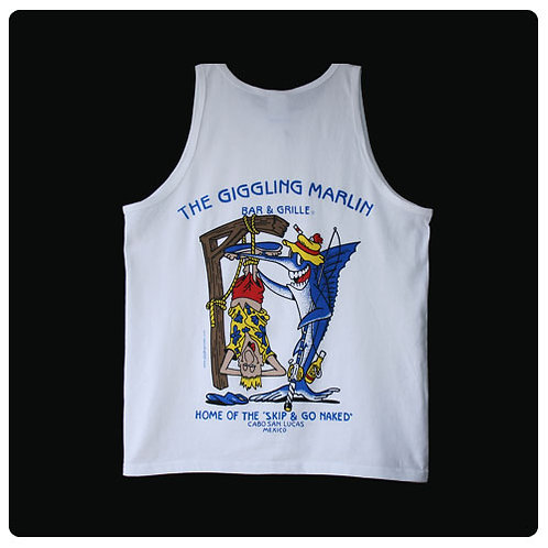Giggling Marlin Sleeveless Shirt