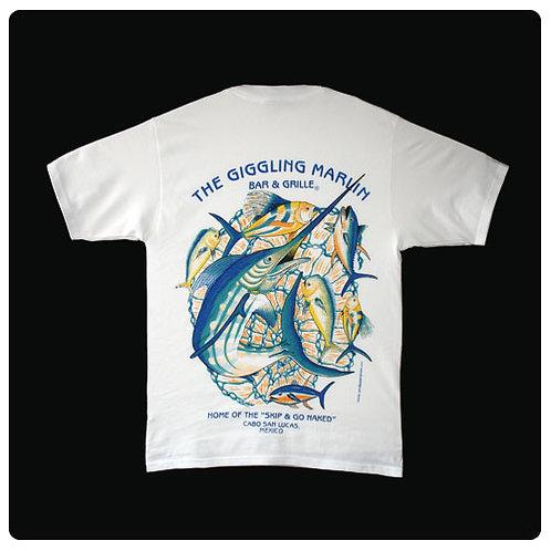 Giggling Marlin Fish Shirt