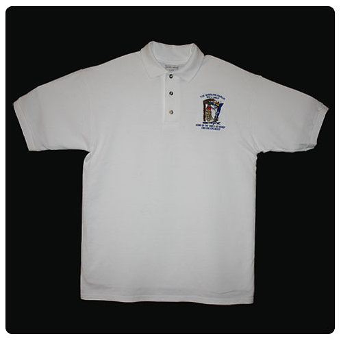 Giggling Marlin Polo Shirt