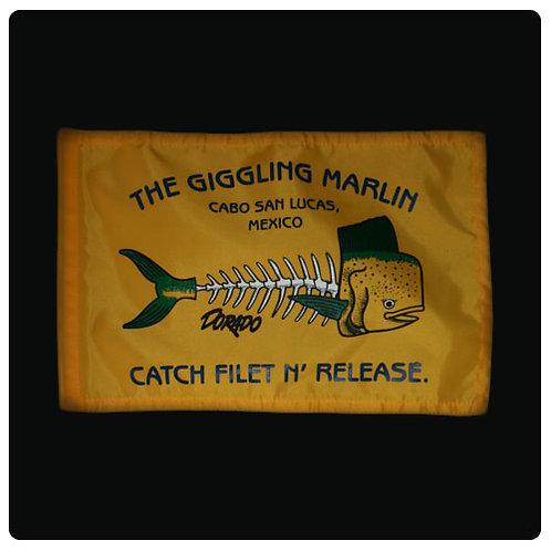 Giggling Marlin Flag Dorado