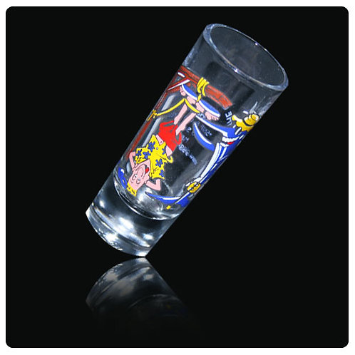 One of a Kind Signature Shot Glass