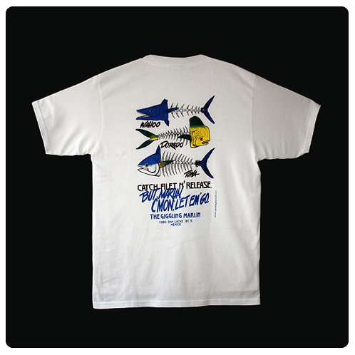 Giggling Marlin Filet Shirt