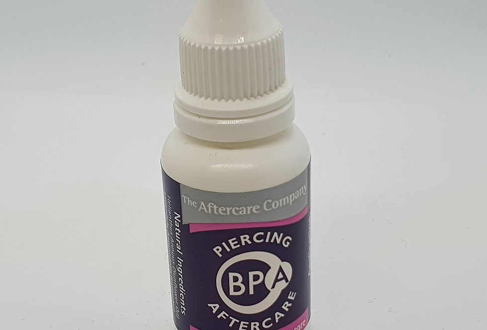 BPA piercing aftercare 10ml