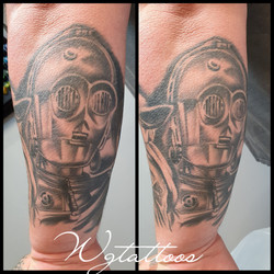starwars tattoo