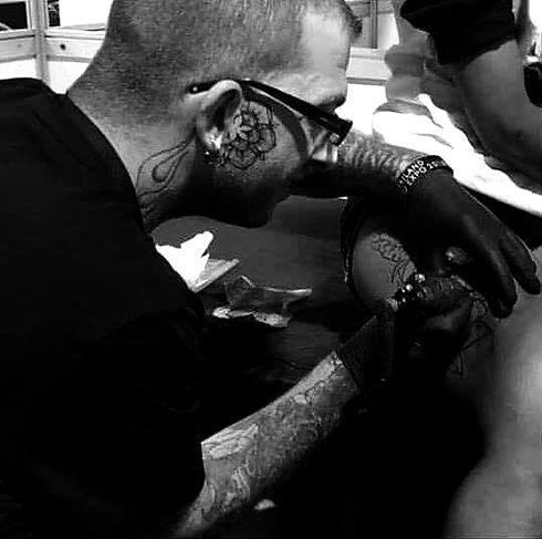 Tattoo artist in skegness