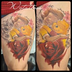 winnie the poo tattoo