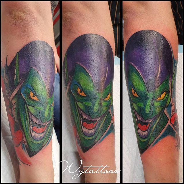#greengoblin #marvel #carnage #venom #wg