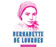 Guillume Muller dans le spectacle musical Bernadette de Lourdes