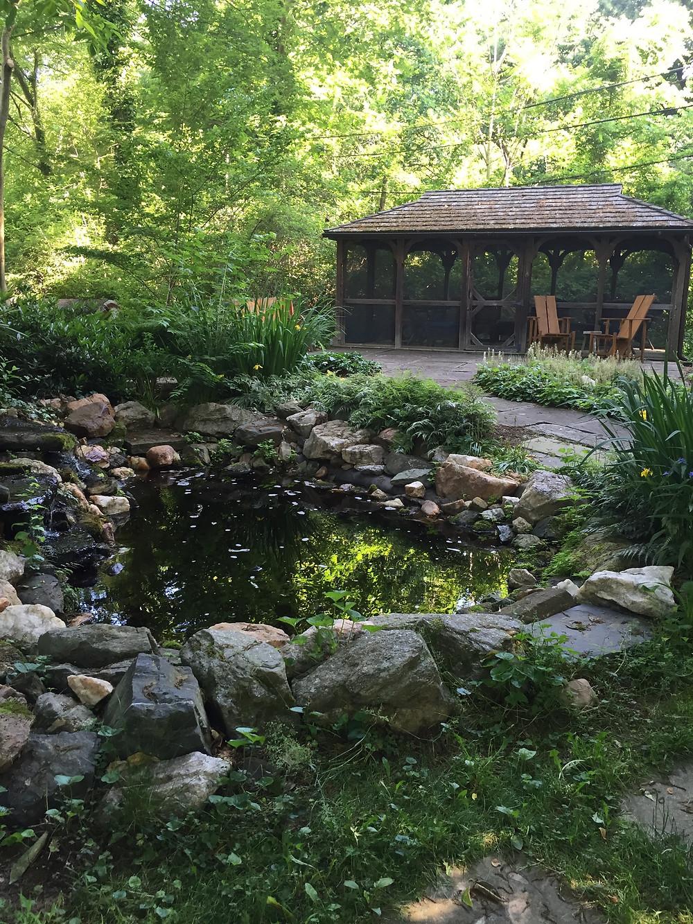 Owen's Garden.