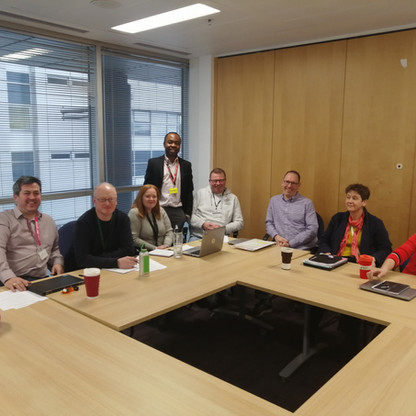 UWS Academic Deliver a Guest Lecture for Scottish Government Directors.