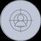 Icon Messe-Ziele