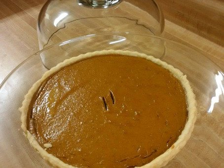 A Pie Challenge and Lost Traditions