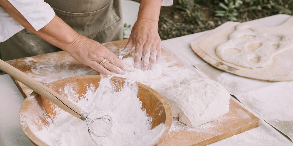 Bread Baking Basics with Chef Sabine