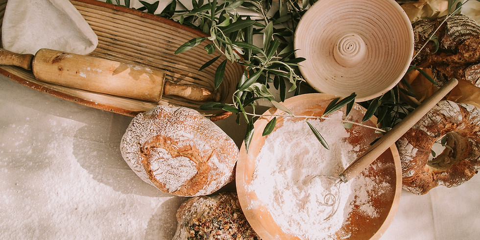 How to use your sourdough starter with Chef Sabine