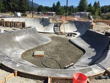 Old School Skate Park