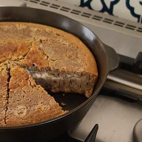 Spider Cake (AKA creamy corn cake)