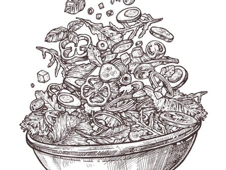 1852 Salads.