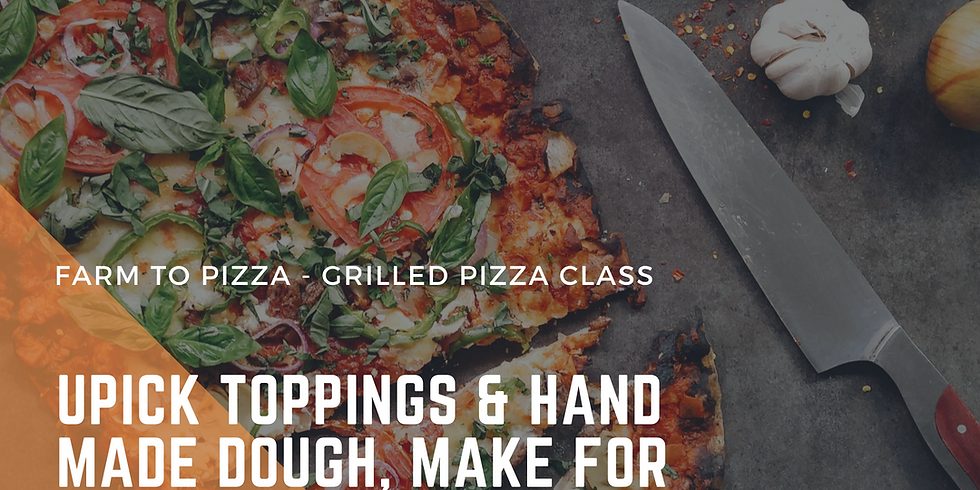 Farm to Pizza Cooking Class