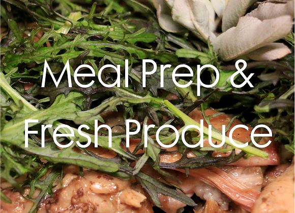 Farmacy - Chef Meals & Fresh Produce