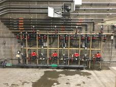 WTP Chlorination Conversion