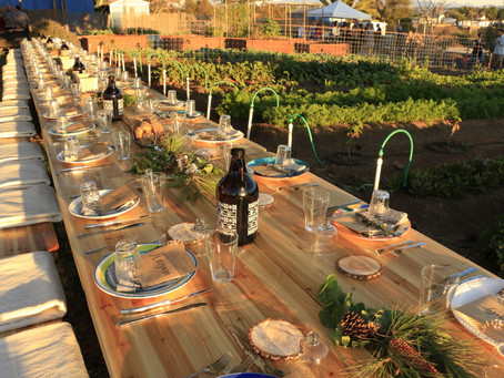 Gather - Sunday Farm Supper