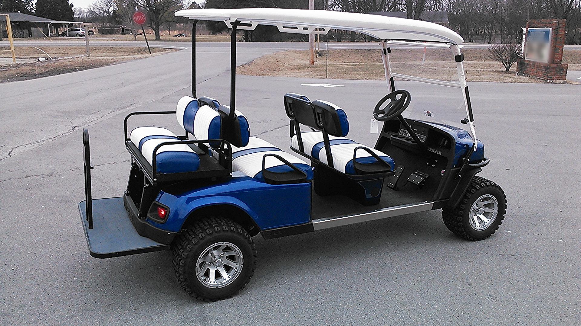 Golf Cart Repair Nashville United States Bossbuggies