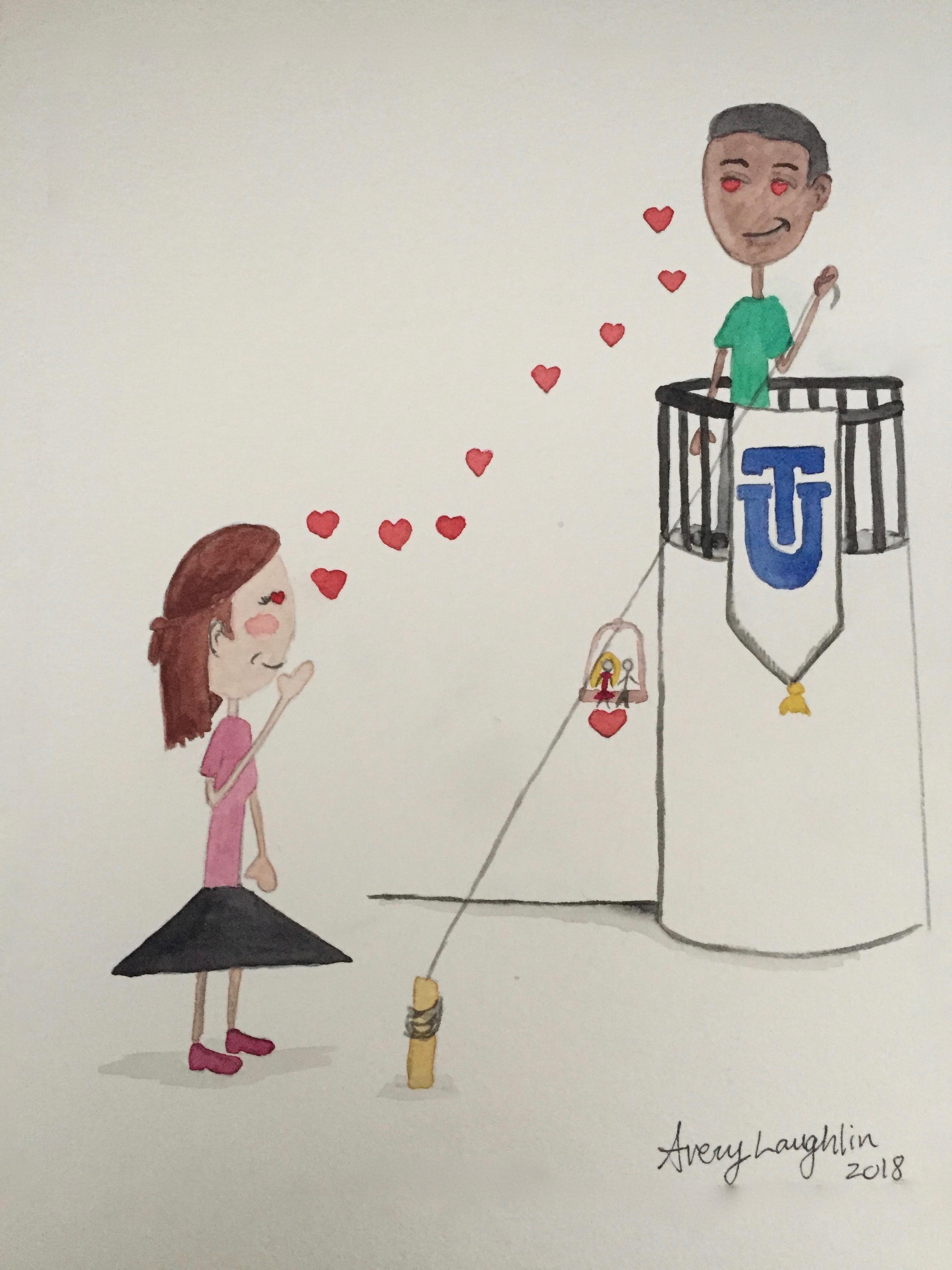 TU Love Story Part 1