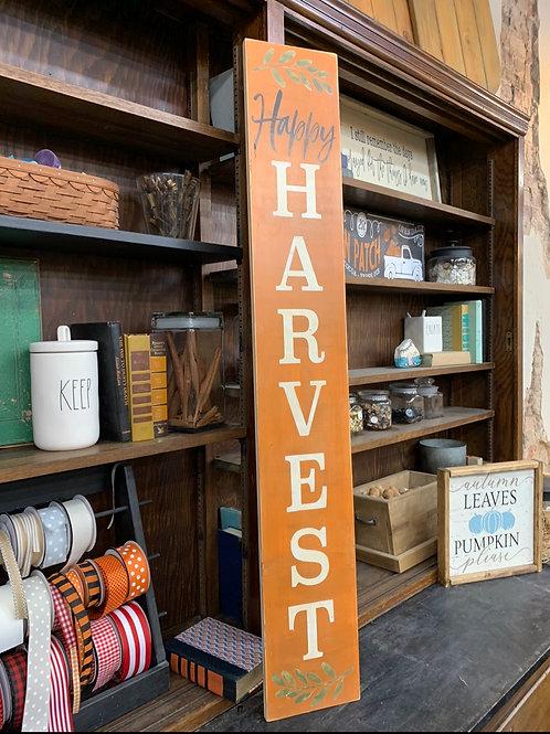 HAPPY HARVEST BOARD