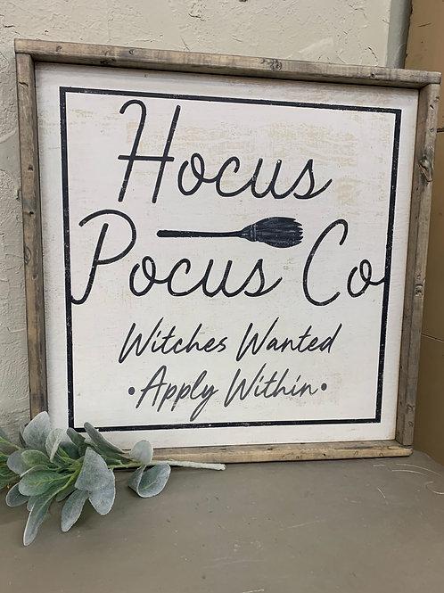 HOCUS POCUS CO.