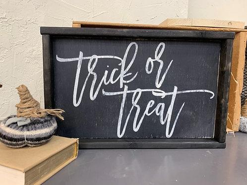 TRICK OR TREAT SCRIPT