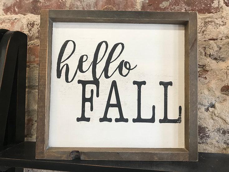 FALL PT.#2  SEPTEMBER 26TH