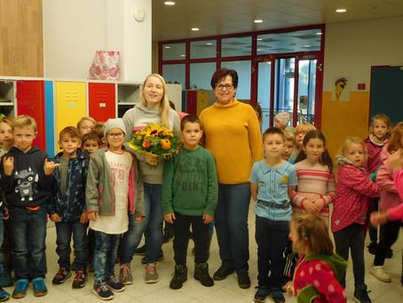 Tanja Lindl - neue Obfrau des Elternvereins