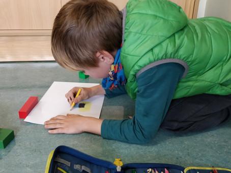 Lernatelier zum Thema Geometrie