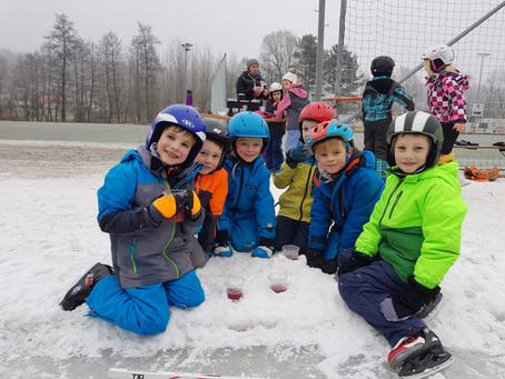 Eislaufen 1b Klasse