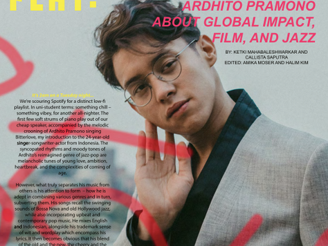 Craziest Thing Happened in Our Flat – An Interview with Ardhito Pramono about Global Impact, Film, a