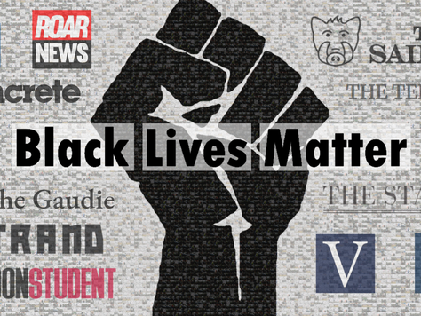 Black Lives Matter - A Joint Statement from Student Media