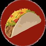 animated taco