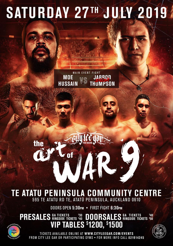 Kickboxing Auckland, Muay Thai Auckland, Fitness Auckland