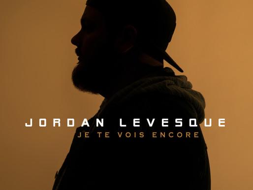 Jordan Levesque lance son tout premier extrait et vidéoclip suite à son passage remarqué à La Voix 7