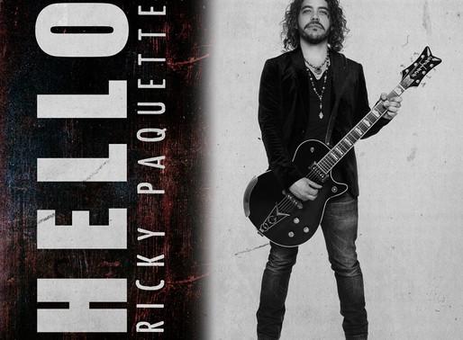 Nouveau Single pour Ricky Paquette