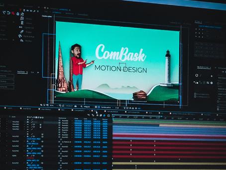 ComBask et le Motion Design ?