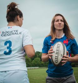 Pauline Bourdon Rugby