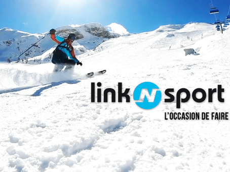 LinkNSport parie sur Youtube et ComBask !