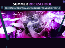 Free Summer Rockschool Course This August