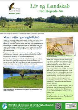 Moser, miljø og mangfoldighed
