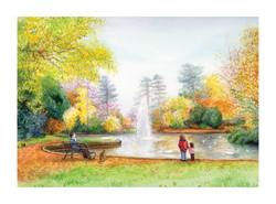 bedfordpark_watercolour-painting_gail-yerrill