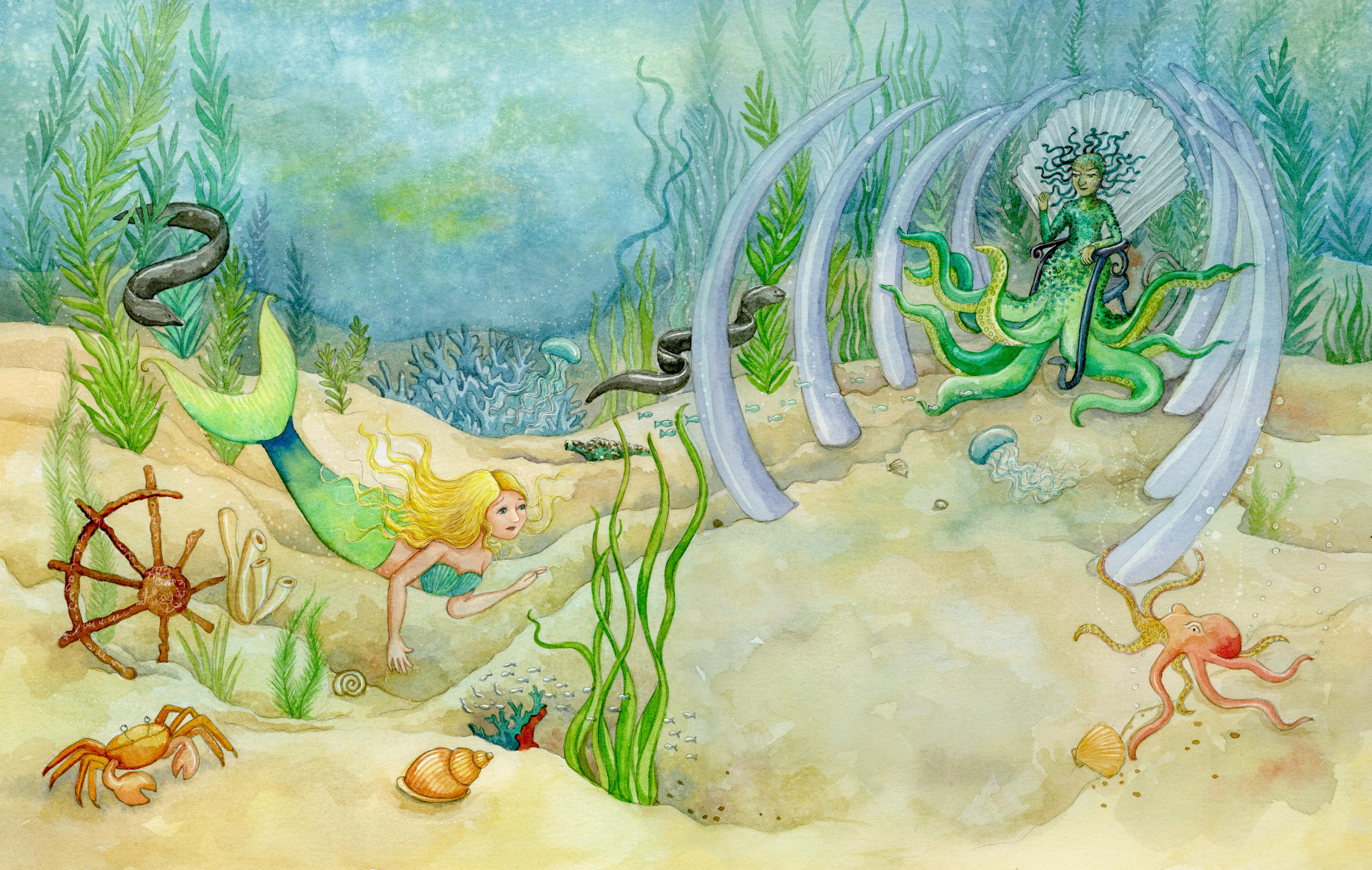 HCA_The Little Mermaid_colour_4